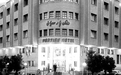 Parsian Hotel, Shiraz