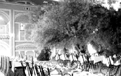 Akhavan Hotel, Kerman