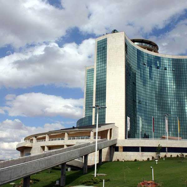 El_Goli_Pars_International_Hotel