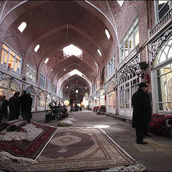 The Great Bazaar, Tabriz