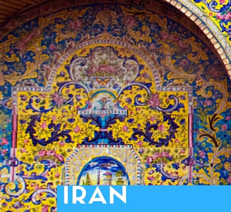 Update Sep 2019: 12 Thing to know about Iran Visa on Arrival